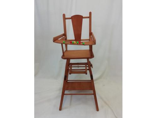 Chaise ancienne pour poupon