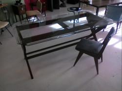 le bureau du chef + chaise