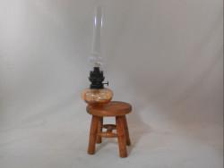 la lampe du Schtroumpf